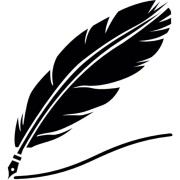 silueta-pluma-con-tinta-negro_318-33856